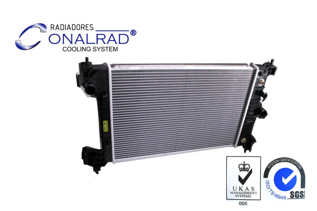 Aire acondicionado radiadores para veh culos - Radiadores de aire ...